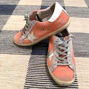 Golden Goose Sneakers Sz 38